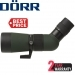 Dorr Danubia Kauz Forest 10-30x50 Zoom Spotting Scope