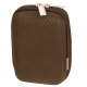 Dorr Dotty Brown Hard Camera Case