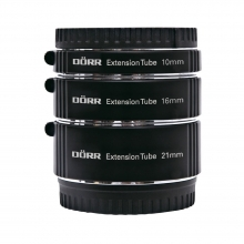 Dorr Extension Tube Kit (10, 16, 21mm) For Canon EOS M