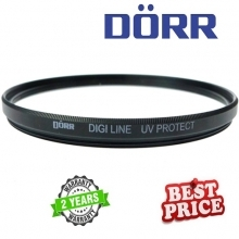 Dorr 58mm UV Digi Line Slim Filter