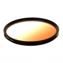 Dorr 37mm Orange Graduated Colour Filter