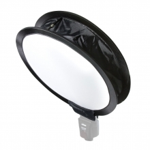 Dorr Plug-On Flash Diffuser 32cm
