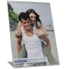 Dorr Free Standing Portrait Acrylic Photo Frame For 7x5 Photo