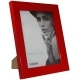 Dorr Lack Red 8x6 Photo Frame