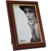 Dorr Tessin Mahogany and Gold 5x3.5 Photo Frame