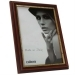 Dorr Tessin Mahogany and Gold 7x5 Photo Frame