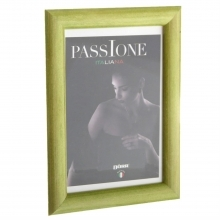 Dorr Guidi Glossy Green Wooden 16x12 Photo Frame