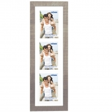 Dorr Indiana Vertical Beige Gallery Frame for 3 7x5 Photos