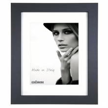 Dorr Bloc Black 20x28 inch Wood Photo Frame with 16x24 inch insert