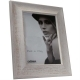 Dorr Chalet White Wood 7x5 Photo Frame