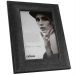 Dorr Chalet Black Wood 7x5 Photo Frame