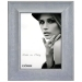Dorr Chalet Grey Wood 8x6 Photo Frame