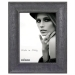 Dorr Chalet Black Wood 8x6 Photo Frame