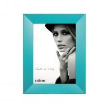Dorr Trend Turquoise 6x4 inches Wood Photo Frame