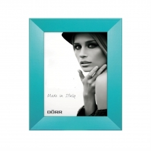 Dorr Trend Turquoise 12x8 Wood Photo Frame