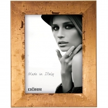 Dorr Milo Bronze Effect Wooden 20x16 Photo Frame
