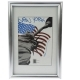 Dorr New York Silver 7x5 Photo Frame