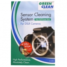 Dorr Green Clean Sensor Cleaning Kit Non Full Size