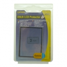 Dorr LCD Protector For 3.0-Inch 3:3 LCD Screens