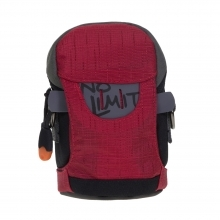 Dorr No Limit Red Camera Case