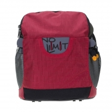 Dorr No Limit Large Red Camera Bag