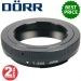 Dorr T2 Adapter For Canon EOS