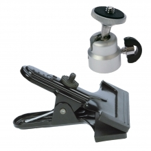 Dorr Table Clamp Tripod With Ball And Socket Head