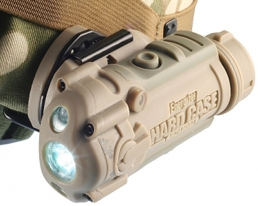 Energizer Hard Case Tactical Tango Helmet Light Tan Bodyshell
