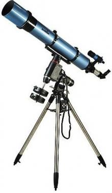 Skywatcher Evostar 150 Heq 5 Motorized Refractor Telescope