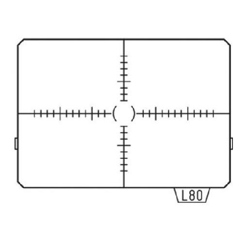 Pentax LI-80 AF Scaled Matte Focusing Screen 38576 £24.40