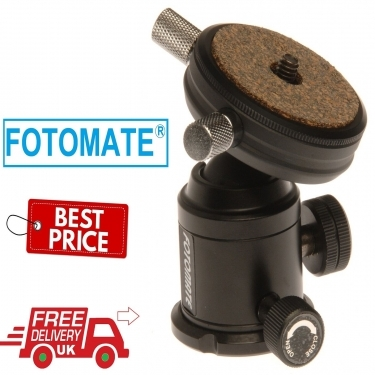 Fotomate H-26QR Ball Head For Tripods