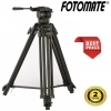 Fotomate VT-990-222R Super Heavy-Duty Professional 2-Way Tripod