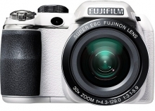 Fujifilm FinePix S4500 Digital Camera White