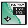 Fujifilm 16GB CF memory card 100X Speed