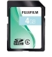 Fujifilm 4GB Secure Digital (SD HC) Memory Card Class 6