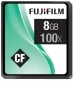 Fujifilm 8GB CF memory card 100X Speed