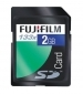 Fujifilm 2GB SD Secure Digital Memory Card 133X
