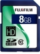 Fujifilm 8GB Class 10 Secure Digital SDHC Memory Card