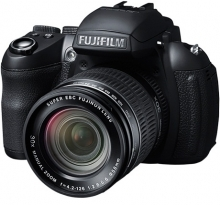 Fujifilm FinePix HS30EXR Digital Camera Black