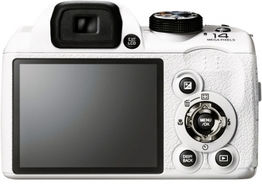 Fujifilm FinePix S4200 Digital Camera White