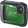 FujiFilm FinePix XP150 GPS Digital Camera Green