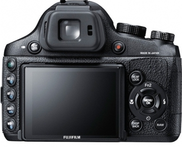 Fujifilm FinePix X-S1 Digital Camera Black