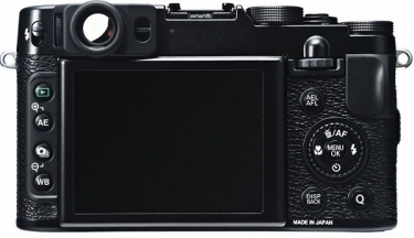 Fujifilm X20 Digital Camera Black Uk Microglobe London