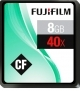 Fujifilm 8GB Compact Flash 40x Speed