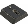 Gitzo G1173-14B Quick Release Plate with 1/4-Inch Screw
