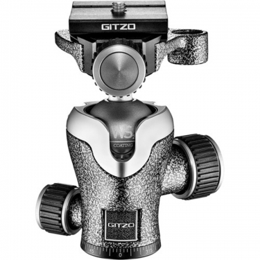Gitzo GH1382TQD Series 1 Traveler Center Ball Head with Quick Release