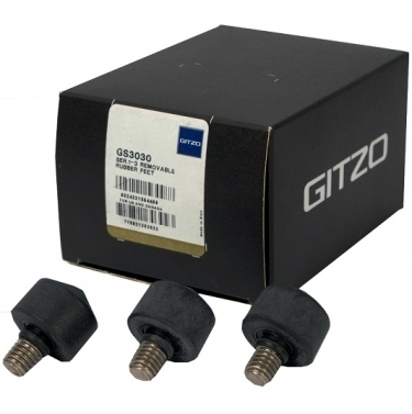 Gitzo GS3030 Rubber Feet For Series 1, 2 and 3 Tripods
