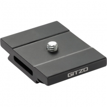 Gitzo GS5370SD Short D-Profile Quick Release Plate