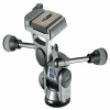 Gitzo G1372M 3 way Pan Tilt tripod Head with Quick Release