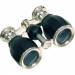 LaScala Optics 4x30 Hamlet Opera Glass Black & Silver Colour